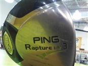 PING Driver RAPTURE DRIVER